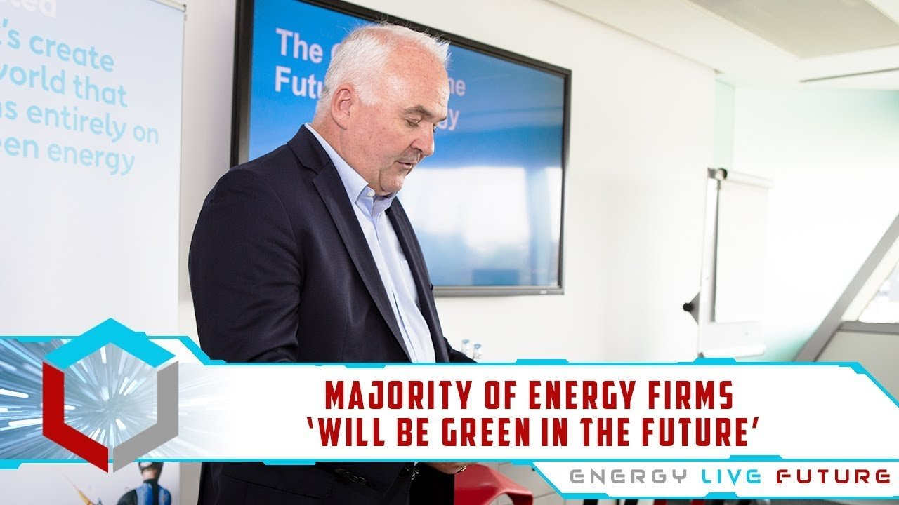 ELF 2018: 'Majority of energy companies in the future will be green'