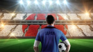 World Cup victory leaves Tokyo flushed with joy!