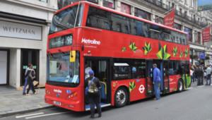 London to host 'Europe's largest double-decker electric bus fleet'