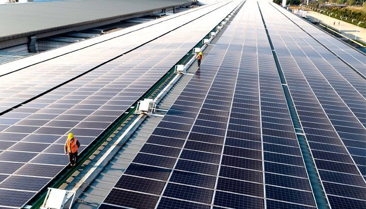 Apple Announces $300 Mln New Clean Energy Fund In China