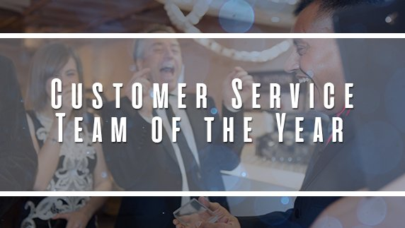 Customer Service Team of the Year