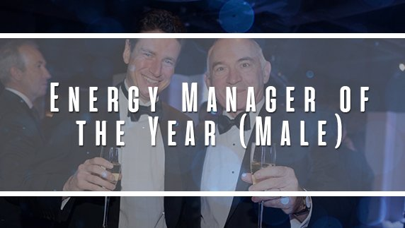 The Energy Manager of the Year (Male)