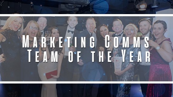 Marketing Comms Team of the Year