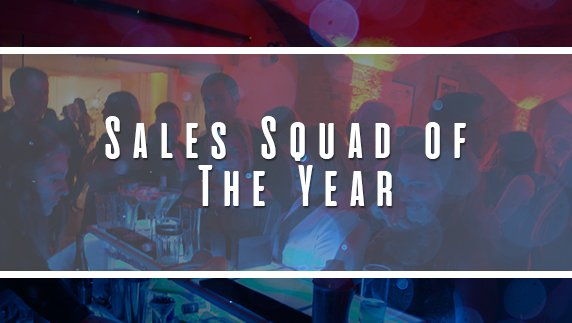 Sales Squad of the Year