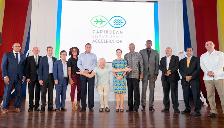 Caribbean Aims To Be World S First Climate Smart Zone