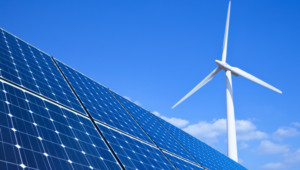 Quarter of businesses say renewables are a passing fad