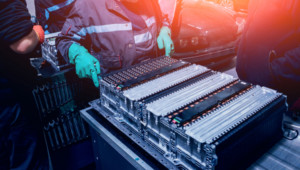 New battery tech 'could recharge EVs in seconds, not hours'