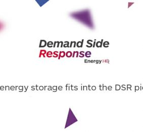 How energy storage fits into the DSR picture