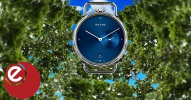 It's time to get sustainable with new recycled watches