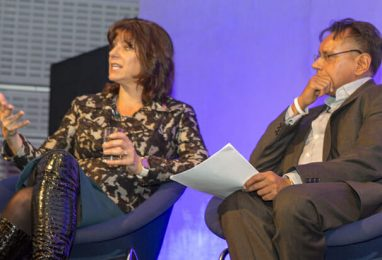 Claire Perry: Future of UK's energy sector isn't looking so spooky