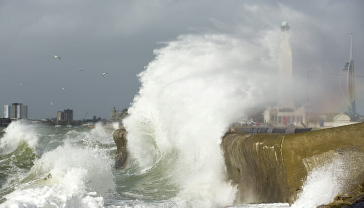 Uk Population At Risk Of Coastal Flooding Could Quadruple By 2080 Energy Live News