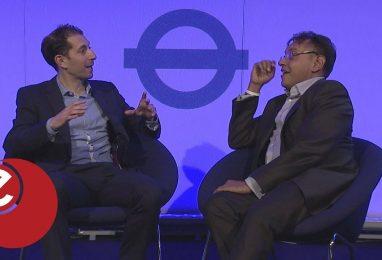 Energy Live Expo: Transport For London's Alex Gilbert