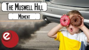 The Muswell Hill Moment: Air pollution's link to obesity