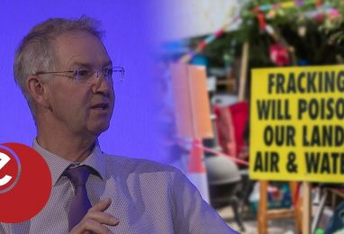 'There is a lot of misunderstanding surrounding fracking'