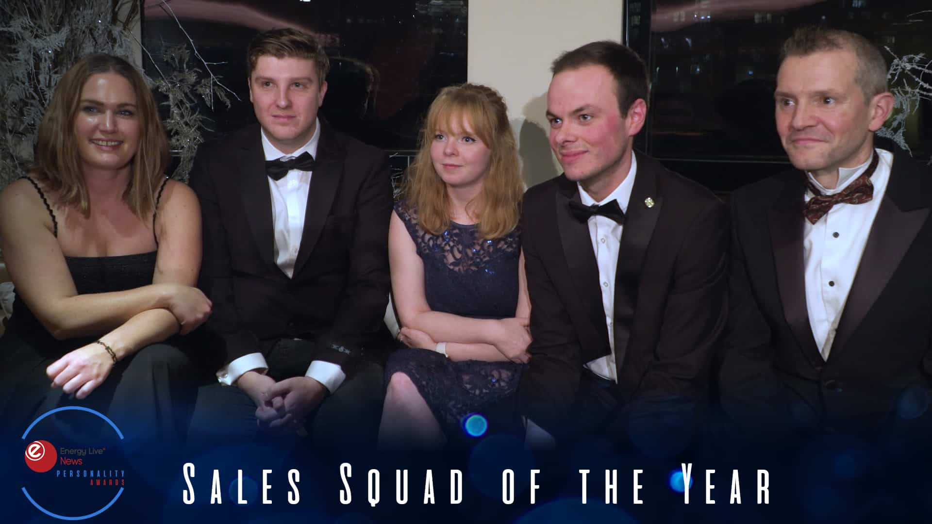 Ecotricity wins Sales Squad of the Year award