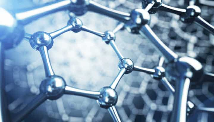 Graphene molecules