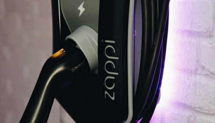 myenergi's zappi EV charger