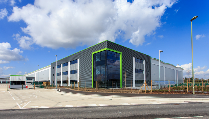 Andover Business park