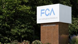 Fiat Chrysler agrees to pay $800m to settle emissions charges