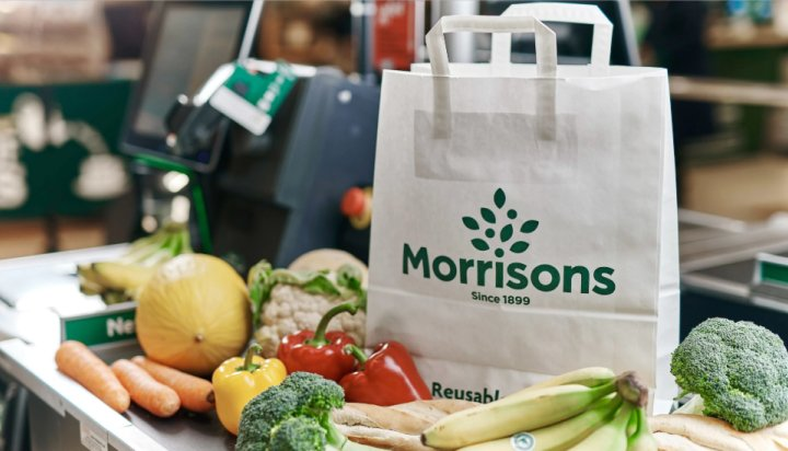 Paper bags being trialled at Morrisons