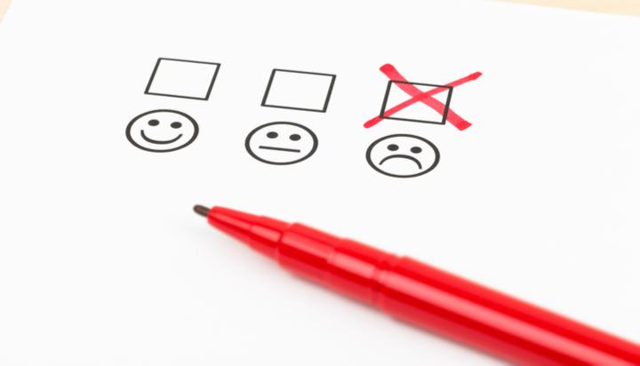 Poor customer service survey