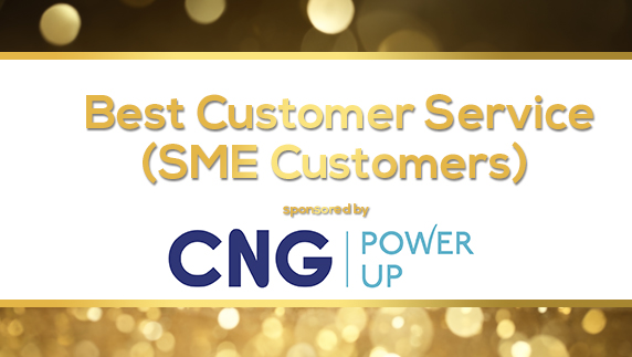 Best Customer Service (SME Customers)