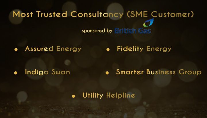 Telca 2019 Most Trusted Consultancy (SME Customer)