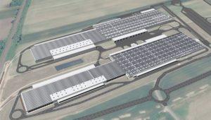Audi drives forward with giant solar power plans