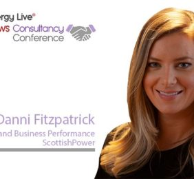 Danni Fitzpatrick, Investment and Business Performance, ScottishPower
