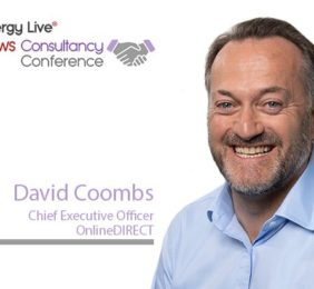 David Coombs, CEO,  OnlineDIRECT