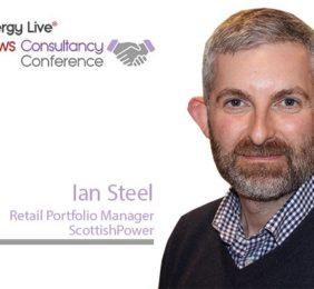 Ian Steel, Retail Portfolio Manager, ScottishPower