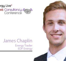 James Chaplin, Energy Trader, EDF Energy