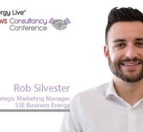 Rob Silvester, Strategic Marketing Manager, SSE Business Energy