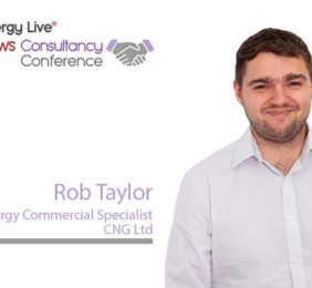 Rob Taylor, Energy Commercial Specialist, CNG Ltd