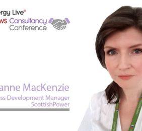 Suzanne MacKenzie, Business Development Manager, ScottishPower