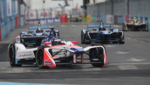 Formula E races ahead with battery recycling