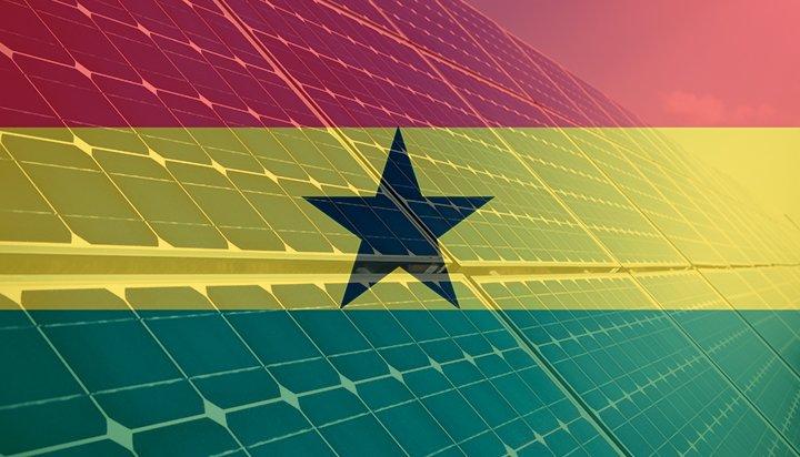 Ghana solar