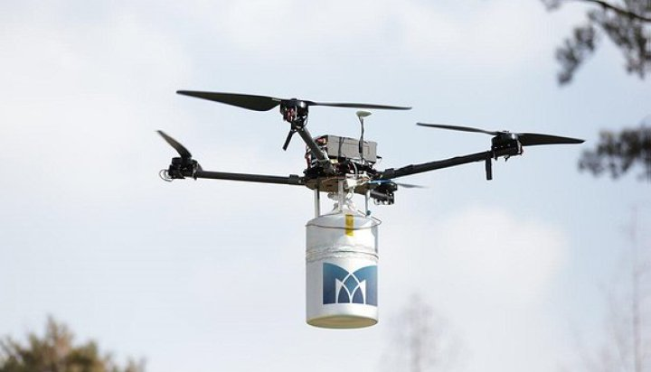 Hydrogen drone stays in the air for nearly 11 hours - Energy