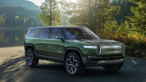 Amazon invests $700m in Rivian