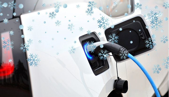 AAA study confirms cold weather can sap electric auto ranges