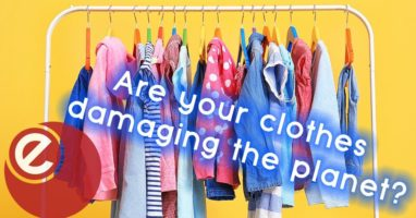 Fast fashion: Are your clothes damaging the planet?