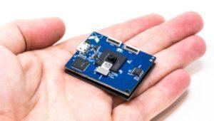 Solar powered camera brings AI tech into focus