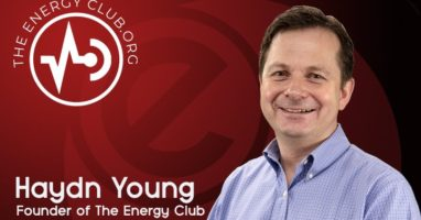 Guest Blog: Haydn Young – Calling for a climate emergency