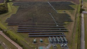 EDF Energy to help Anesco generate revenues from solar and storage assets