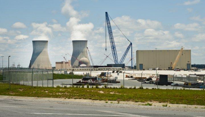 Vogtle nuclear plant