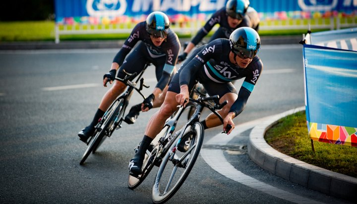Ineos' Team Sky takeover confirmed