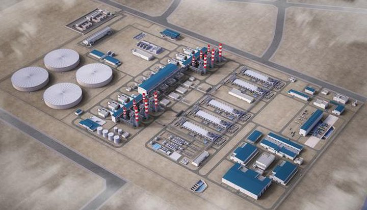 Qatar's second largest power plant fired up - Energy Live News