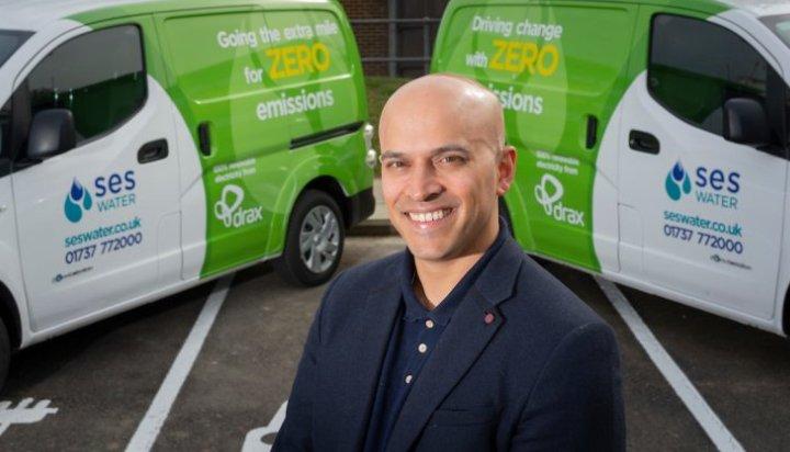 Jonathan Kini, Drax Retail CEO