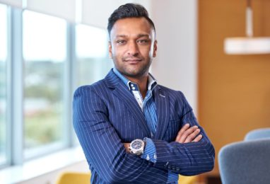 Global Procurement Group founder, Fokhrul Islam, named the UK's Most Ambitious Business Leader