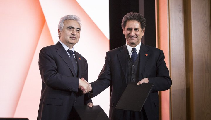 IEA and IRENA join forces for 'secure and sustainable' energy future